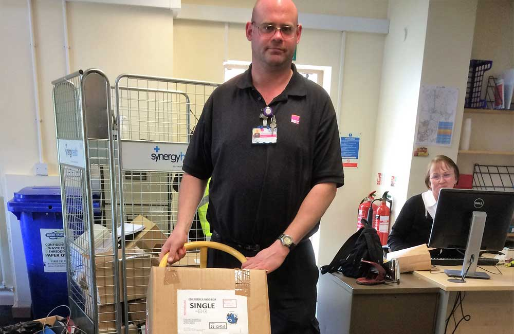 Can You Have Food Delivered To Patients In The Hospital